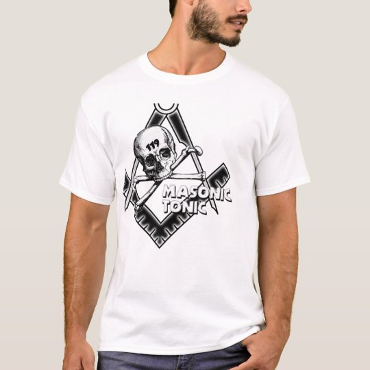 Masonic TOnic T-shirt