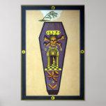 Masonic Tracing Board - Master Mason Poster