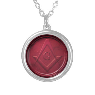 masonic-wax-seal.png round pendant necklace