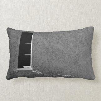 Masonic Window Lumbar Pillow