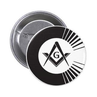 Masónico, Freemason, albañiles Pin