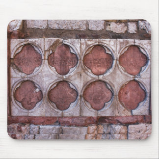 Masonry of Assisi Italy Mouse Pad