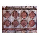 Masonry of Assisi Italy Postcard