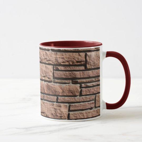 Masonry Wall Mug