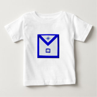 Masons Chaplain Apron Baby T-Shirt