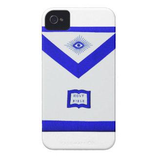 Masons Chaplain Apron iPhone 4 Cover