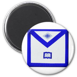 Masons Chaplain Apron Magnet