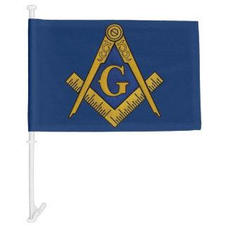 MASONS CUSTOM CAR FLAG