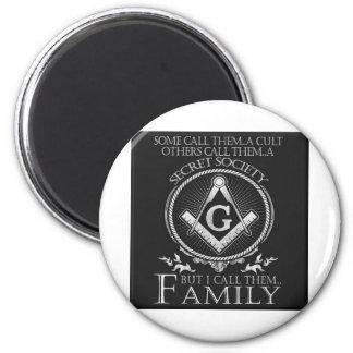 Masons Family Magnet
