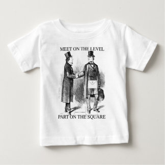 Masons Meeting Baby T-Shirt
