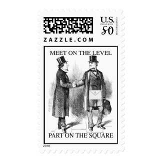 Masons Meeting Postage
