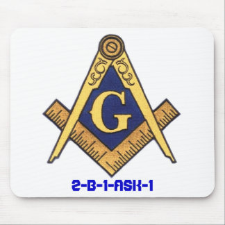 MASONS MOUSE PAD