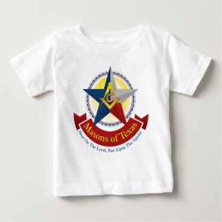 Masons of Texas Baby T-Shirt