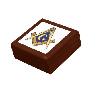 MASONS TRINKET BOX