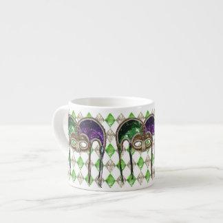 Masque une Paillette Espresso Cup