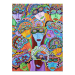 Masquerade 7 card
