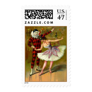 MASQUERADE BALL CARNIVAL COSTUME PARTY STAMPS! POSTAGE