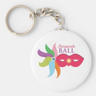 Masquerade Ball Keychain