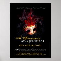 Masquerade Ball -  Poster