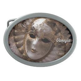 Masquerade Belt Buckle