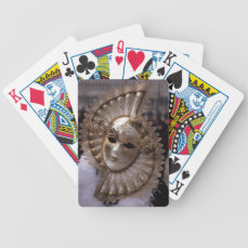 Masquerade Bicycle Playing Cards