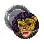 Masquerade Button