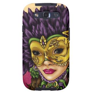 Masquerade Galaxy S3 Cover