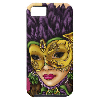 Masquerade iPhone 5/5S Covers