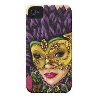 Masquerade iPhone 4 Cover