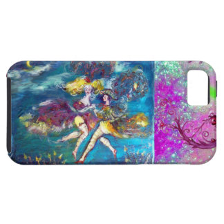 MASQUERADE DANCING AND MUSIC IN THE NIGHT iPhone 5 CASES