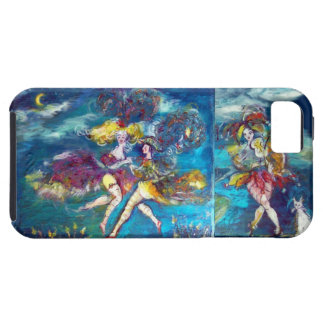 MASQUERADE DANCING AND MUSIC IN THE NIGHT iPhone SE/5/5s CASE