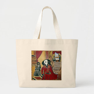 MASQUERADE DOXIE LARGE TOTE BAG