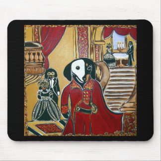 MASQUERADE DOXIE MOUSE PAD