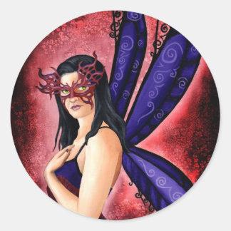 Masquerade Fae Sticker