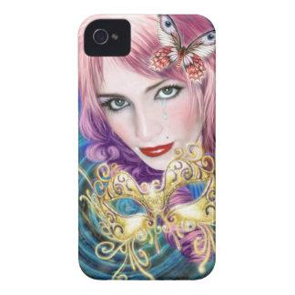 MASQUERADE GIRL Case-Mate iPhone 4 CASE