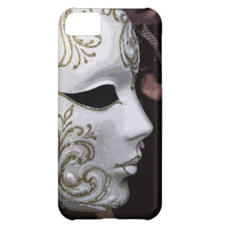 MASQUERADE (GOLD) iPhone 5C COVERS