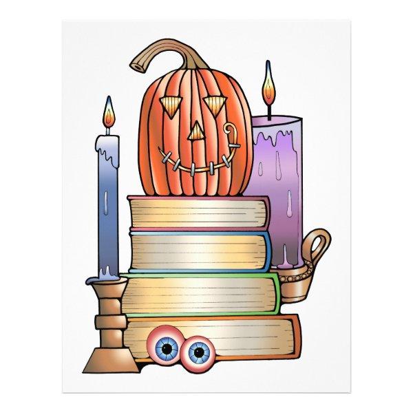 Masquerade Library Books Letterhead