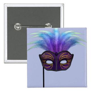 Masquerade Mask Pins