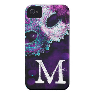 Masquerade Mask Costume Monogram IPHONE 4 Case