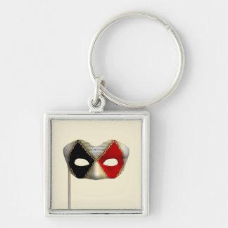 Masquerade Mask Keychains
