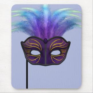 Masquerade Mask Mouse Pad