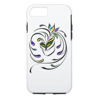 Masquerade Mask Nola Theme iPhone 7 Case