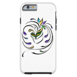 Masquerade Mask Nola Theme Tough iPhone 6 Case