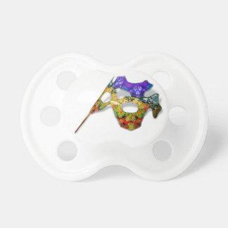 Masquerade Mask Pacifier