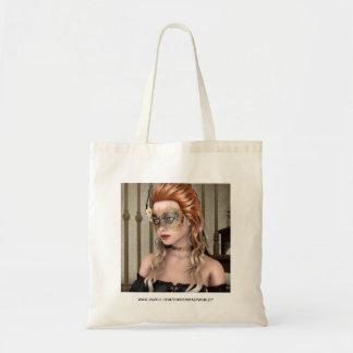 Masquerade Mask Tote Bag