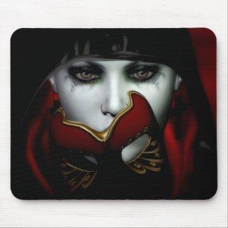 Masquerade Mousepad mousepad