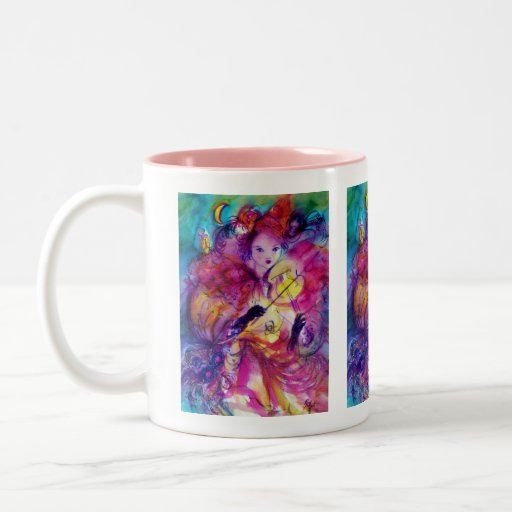 MASQUERADE NIGHT / Venetian Carnival Mug