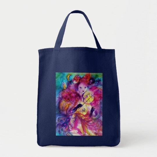 MASQUERADE NIGHT / Venetian Carnival Tote Bag