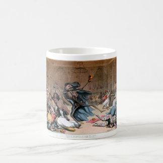 Masquerade of the Living mug
