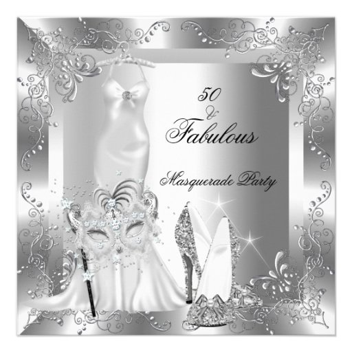 Masquarade Invitations as perfect invitations example